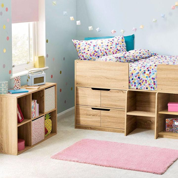 子ども部屋にはどんな家具が必要?4〜6歳におすすめの家具