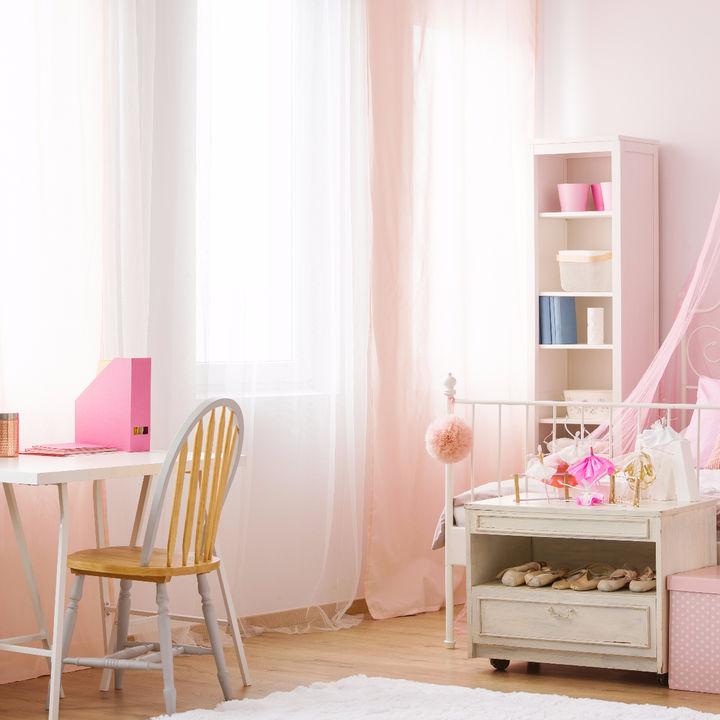子ども部屋のカーテン選び。種類や色合いによるメリットとデメリット