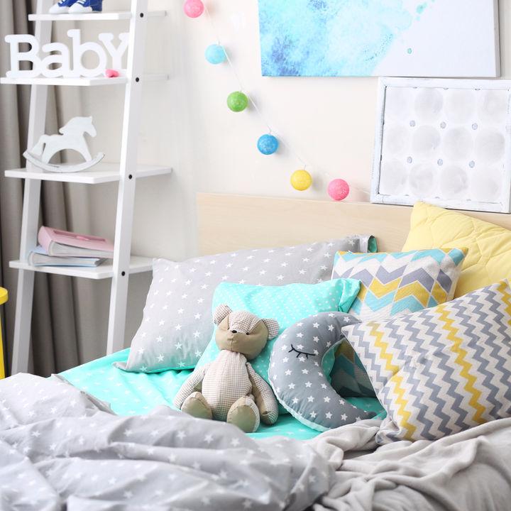 子ども部屋のベッドはどう選ぶ?年齢別に見るベッド選びのポイント