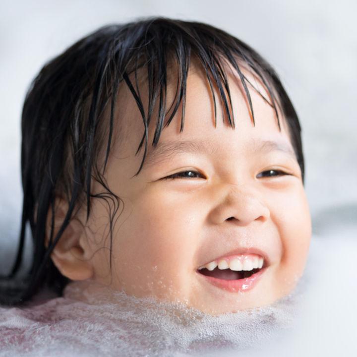 週末が変わると、平日も変わる。お風呂をワクワクする遊び場に!