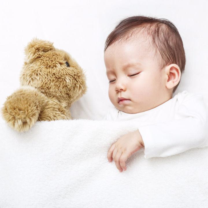 寒い冬を暖かくすごす、赤ちゃんのパジャマ