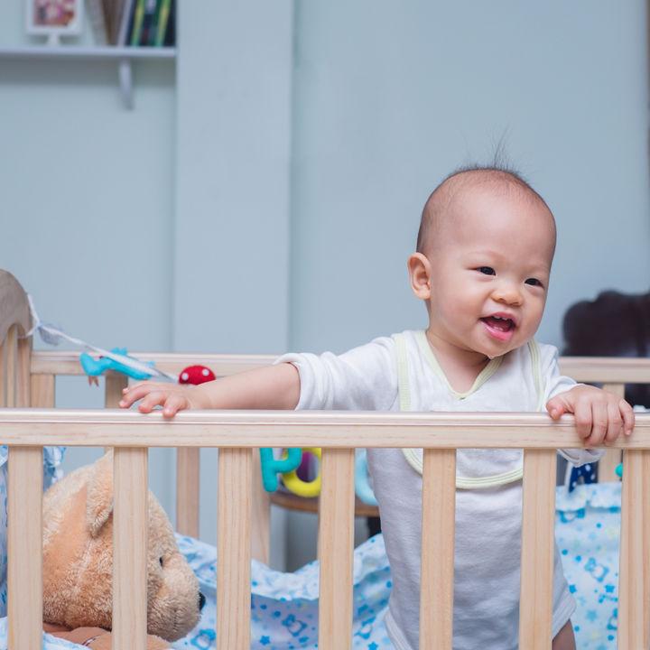 赤ちゃんの部屋のインテリア。快適な部屋づくりの方法や家具選び