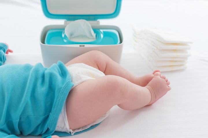 新生児用品のひとつ