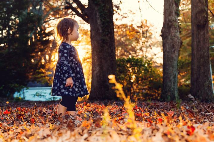 かわいい秋服