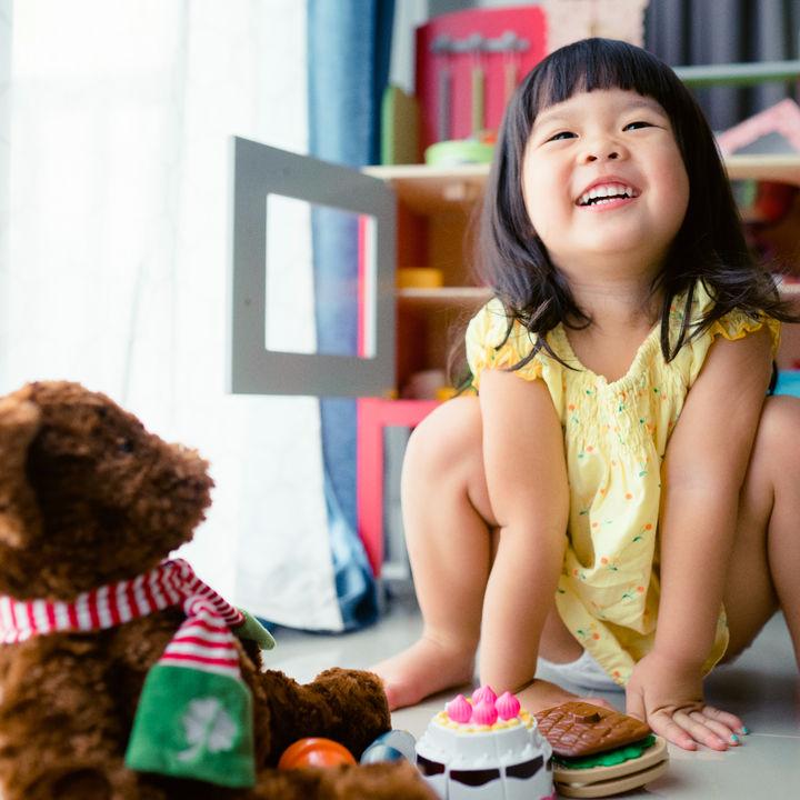 赤ちゃんや子どもが大好きなおもちゃ。幼児向け知育玩具とは