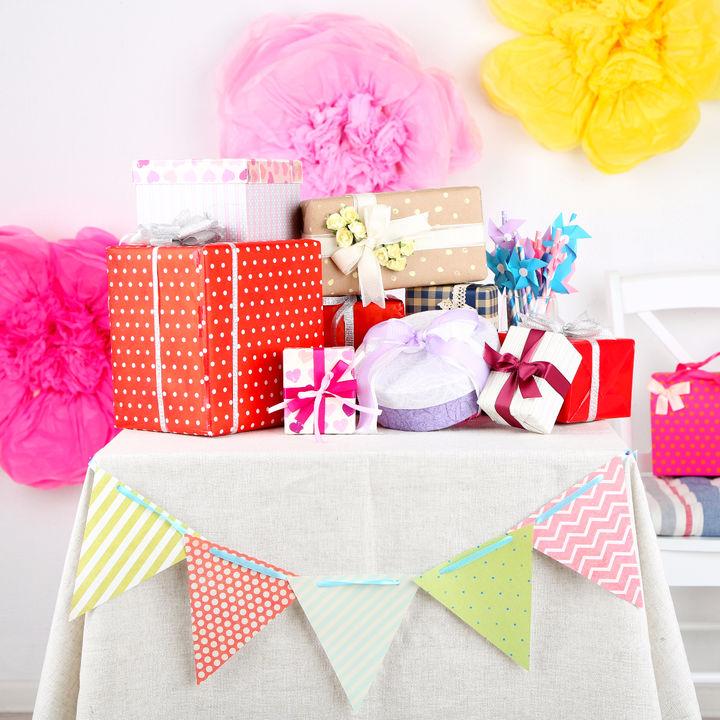 子どもが喜ぶ、お誕生日の飾り付け。アイディアと簡単手作りの方法