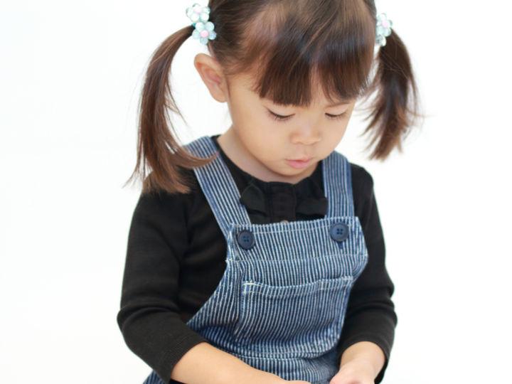 3歳の子どもの服装