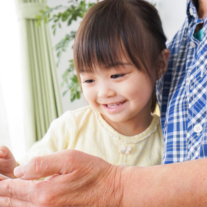 義母に子どもを預けるときのマナー。子どもへの教え方や説明について