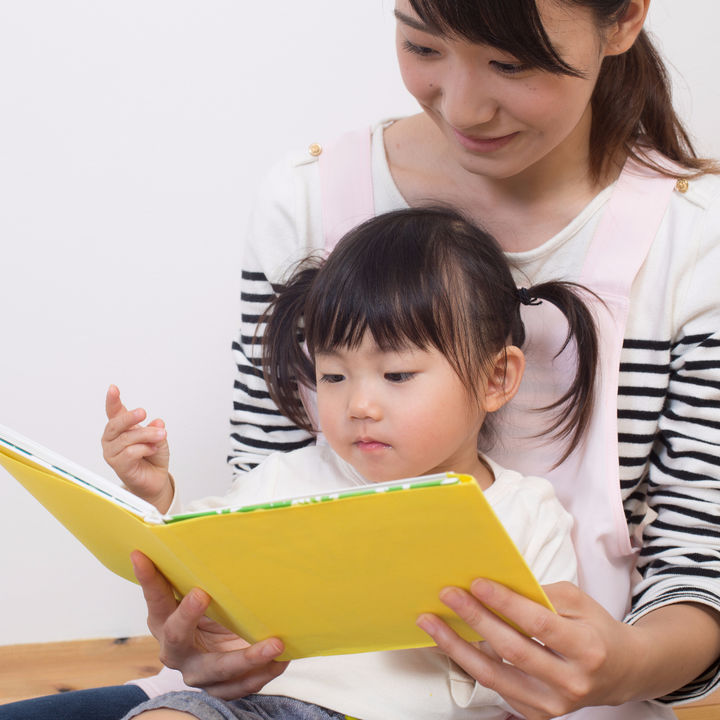 子どもをもっと本好きにするために。幼児への読み聞かせのコツ