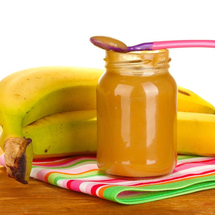 離乳食のバナナはいつから?初期〜完了期の進め方や目安