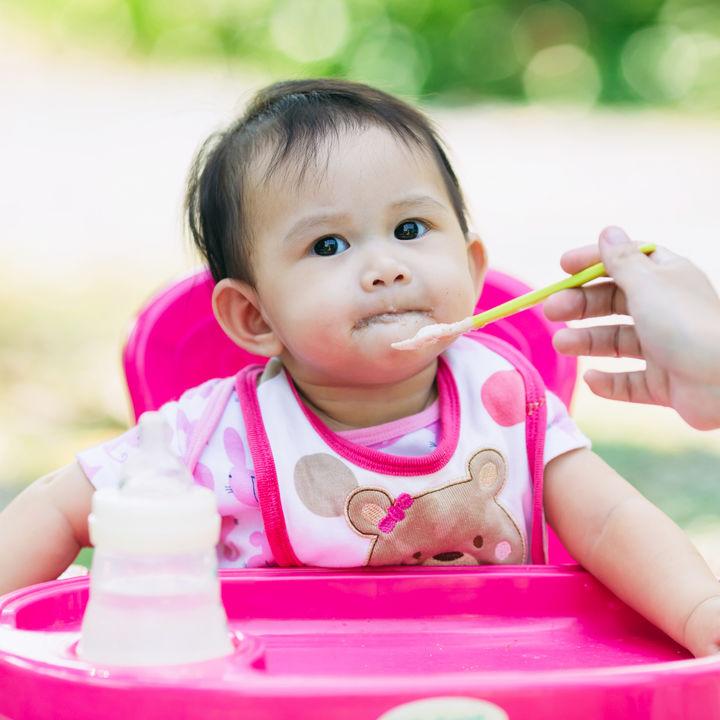 離乳食はいつから?ひらめの離乳食時期別の進め方とアイディア