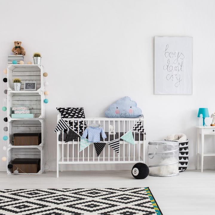 子ども部屋の収納家具。小学生になっても使えるおしゃれな家具の選び方