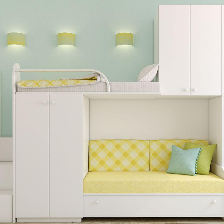 子ども用の棚で整理整頓の習慣を。キッズ専用の棚の種類など