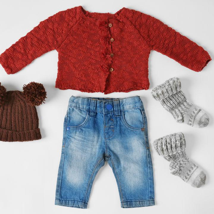 冬の子ども服の選び方は。冬服の種類や素材、体験談など