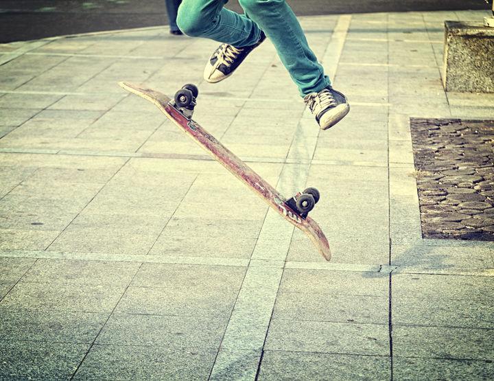 スケートボード 子ども