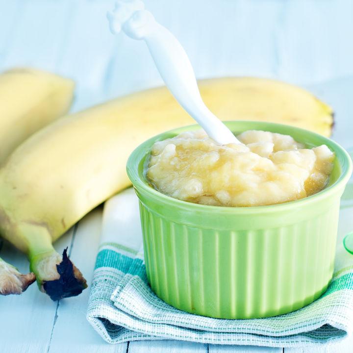 離乳食初期のバナナはどう進める?レシピやアレンジ方法を紹介