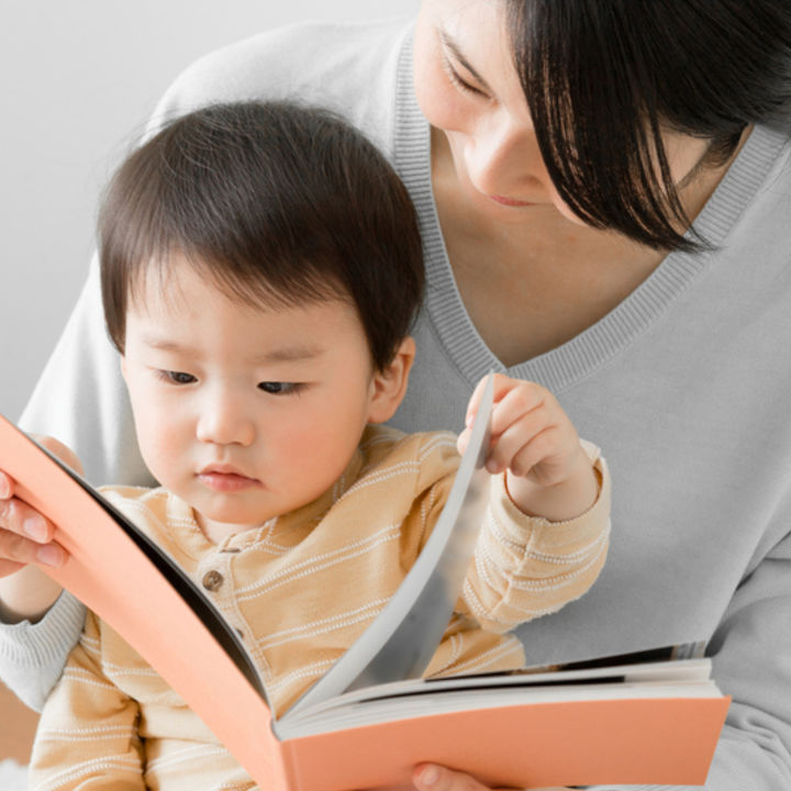 絵本の読み聞かせや図書館でのイベントはいつから?年齢別の読み聞かせのポイント