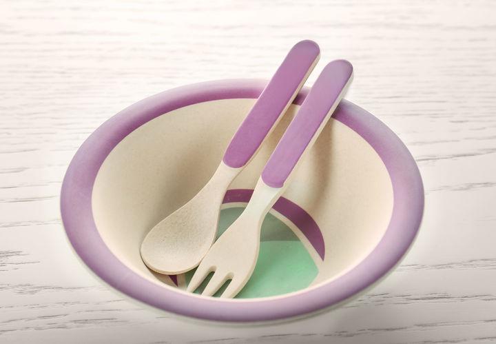 赤ちゃんの食器
