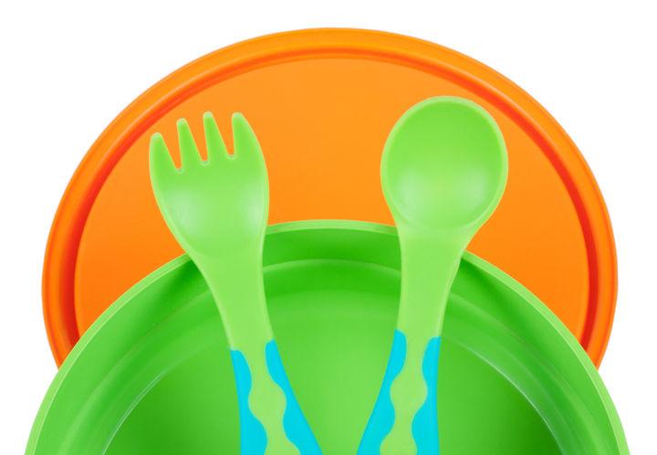 赤ちゃんの食器類