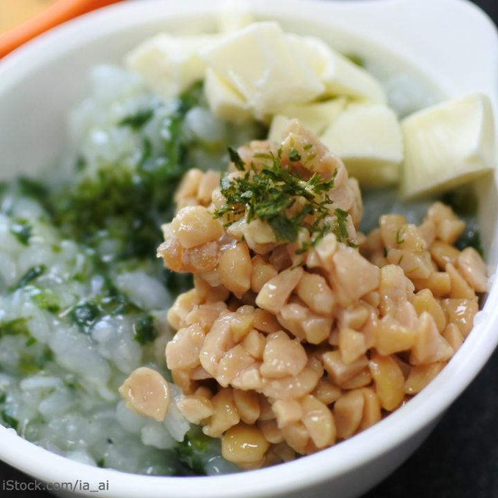 離乳食完了期に納豆をどう調理する?ママたちに聞いたレシピや工夫