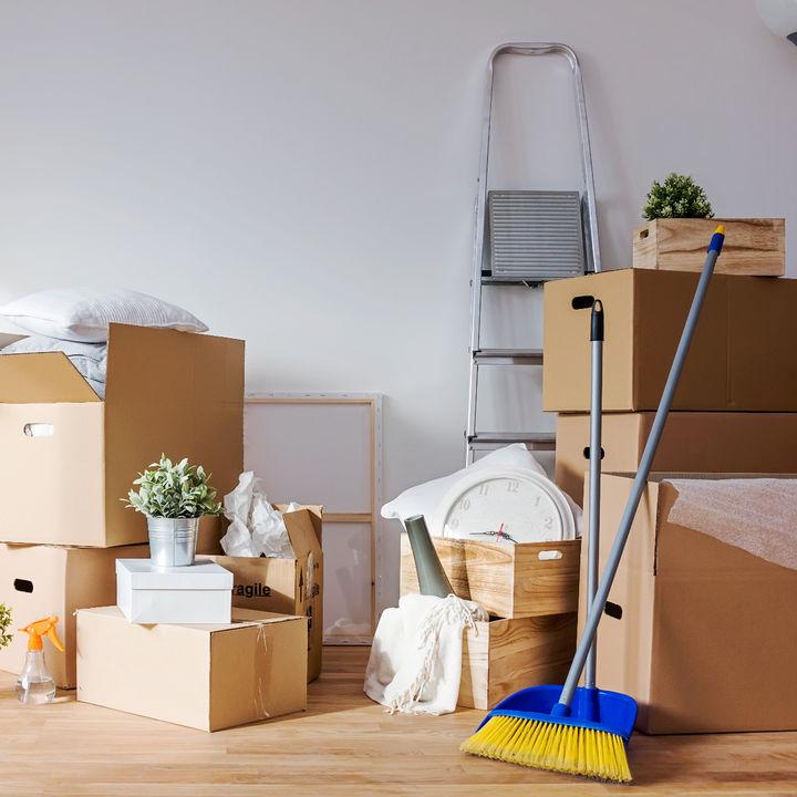 引越し掃除のコツと手順、掃除するべきポイントや道具とは