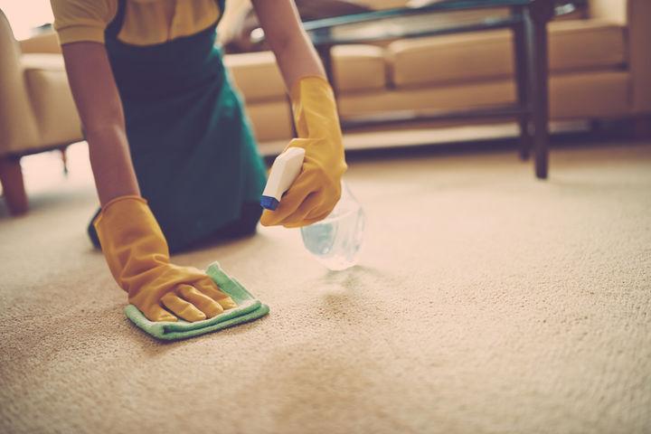 掃除のやり方