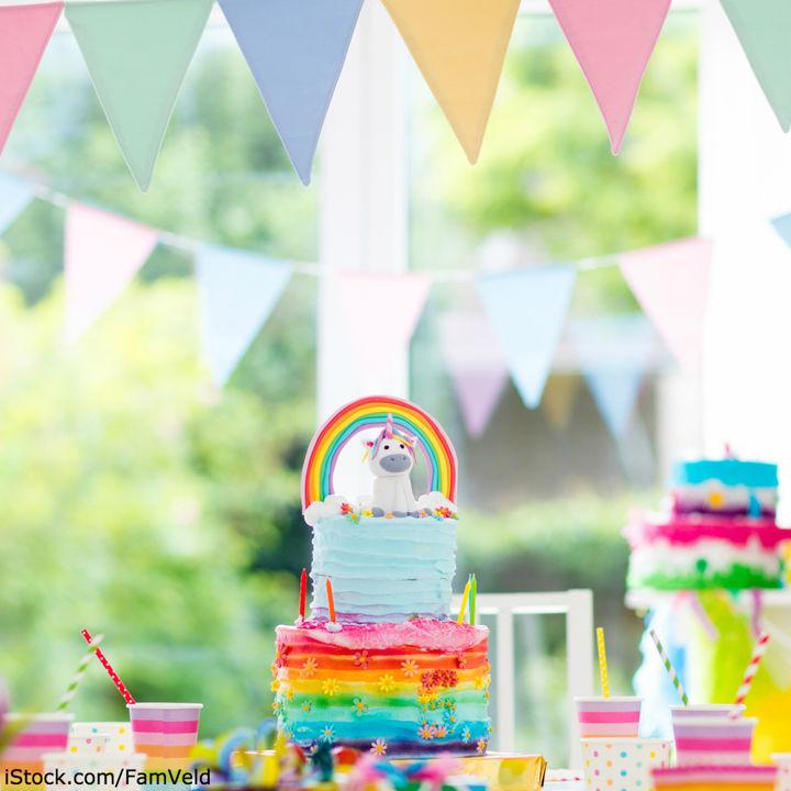 子どもの誕生日のお祝い。メニューやイベント、サプライズと部屋の飾り付け