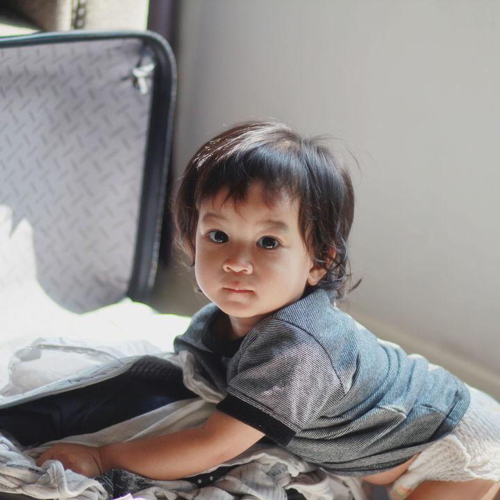 生後11ヶ月の赤ちゃんと旅行へ行くときの注意点や離乳食などの持ち物