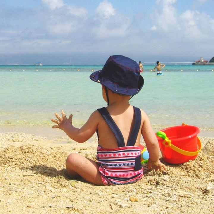 【小児科医監修】子どもの日焼け、海、プール、自転車などシーン別対策とケア