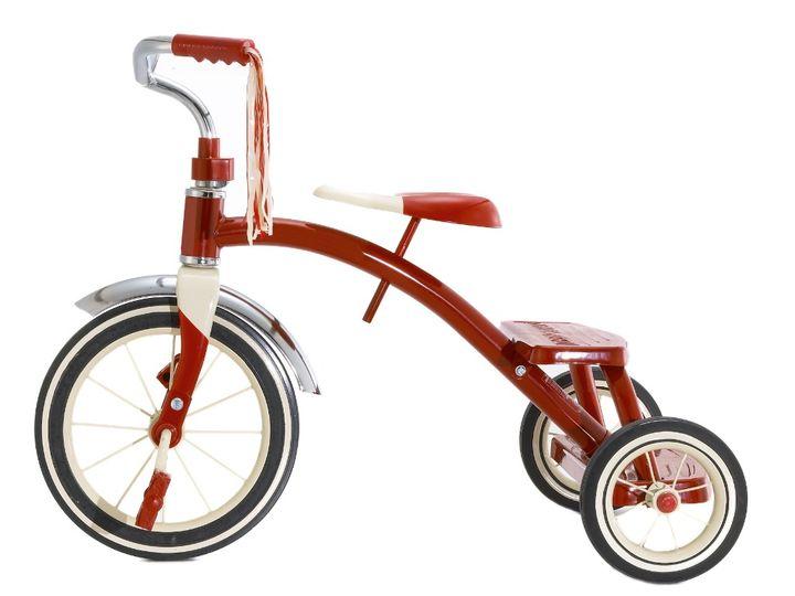 ペダルなし三輪車