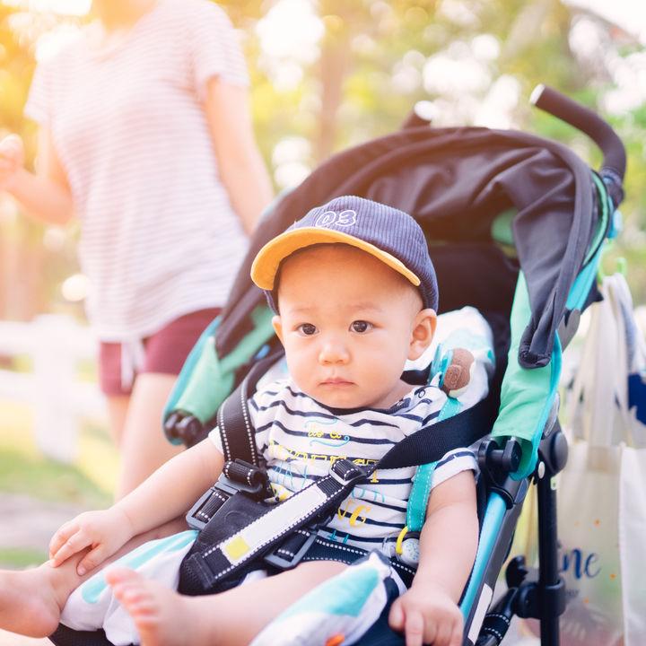 生後9ヶ月の赤ちゃんと外出。外出時に気をつけたい離乳食や外出時間など