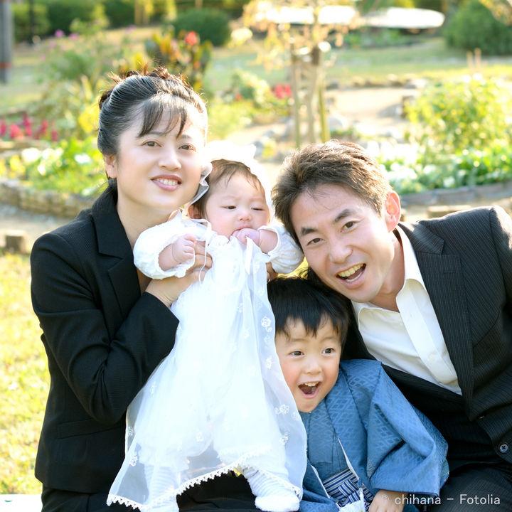 七五三の家族写真のときの服装は?着物やカジュアルなどおしゃれな写真撮影の工夫