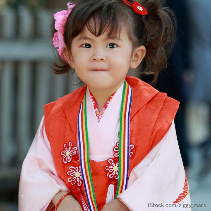 3歳の女の子の七五三はいつ?写真や衣装の準備と髪飾りを使った女の子の髪型