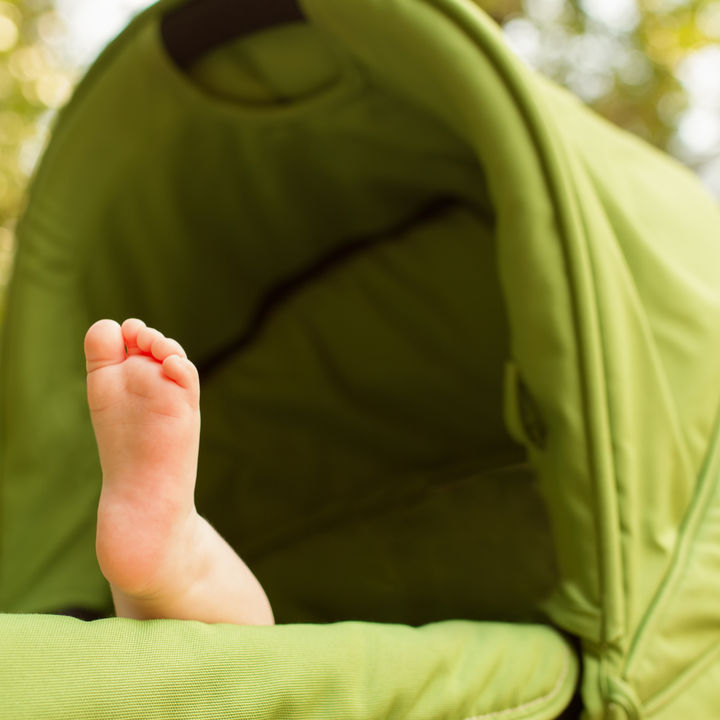 生後6ヶ月の赤ちゃんの散歩は毎日する、しない?夏や冬、季節ごとの頻度や時間帯