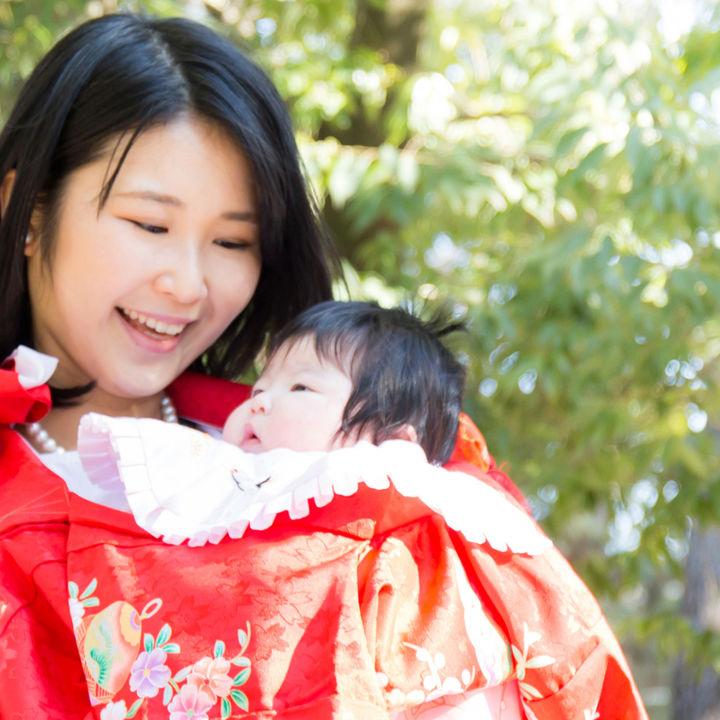 生後3ヶ月頃にお宮参りへ行くとき。赤ちゃんの服装や気をつけたこと