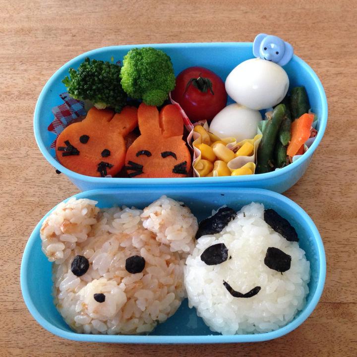 保育園の遠足のお弁当。3歳児が喜ぶメニューやお弁当作りの工夫