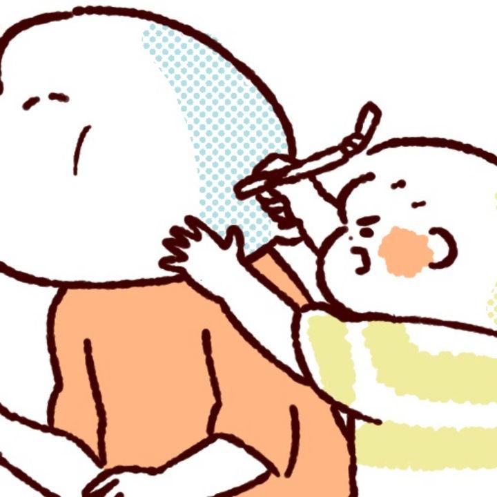 【ふたご育児】第82話 気になるブツブツ ②