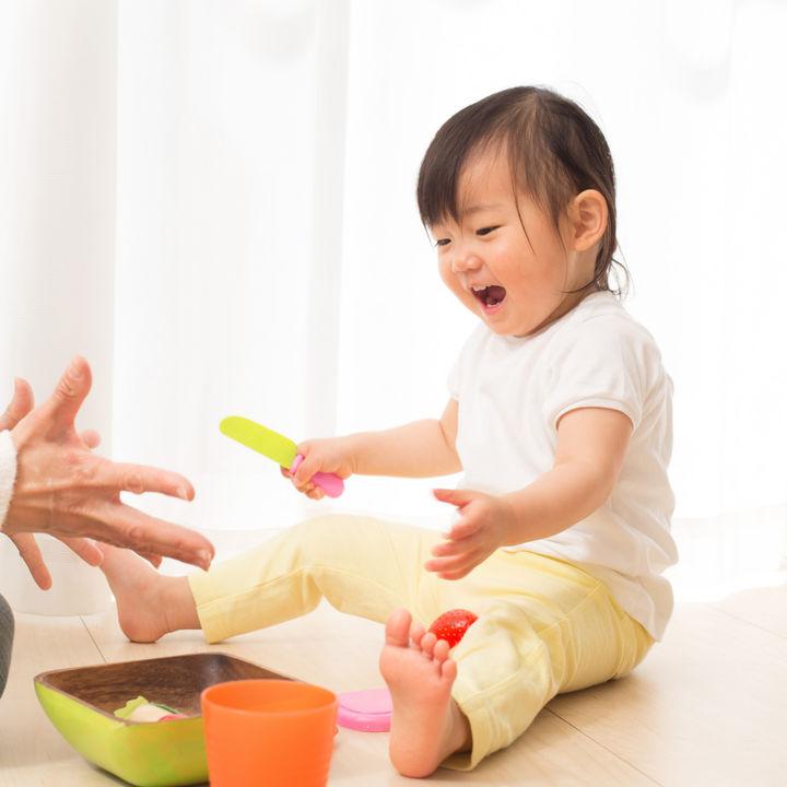 1歳の女の子のおもちゃ。定番のおもちゃやたのしめる知育おもちゃなど