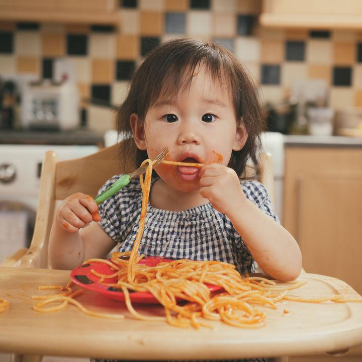 1歳半の子どもに作る食事のメニュー。食事の量やバランスを考える工夫