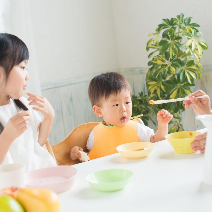 1歳半の子どもが朝ごはんを食べないときの工夫。手軽に作れるレシピや献立