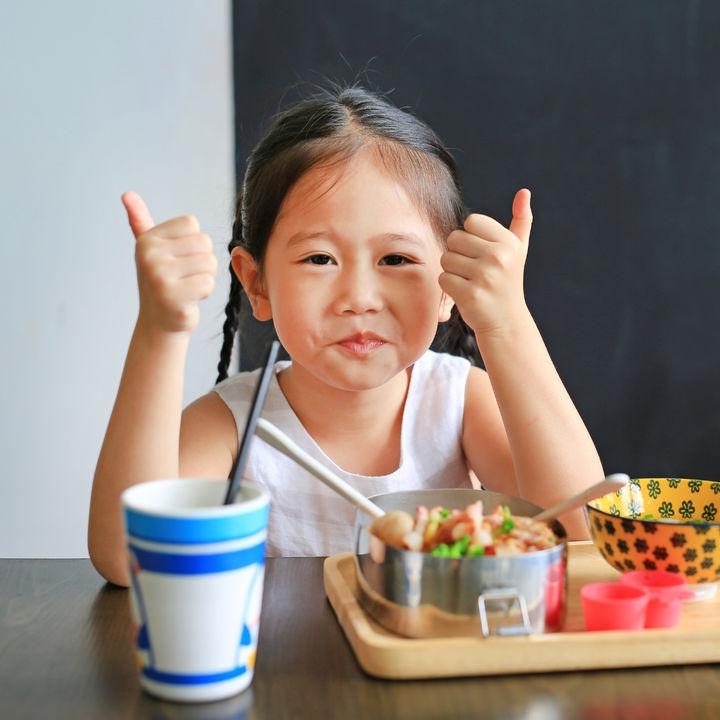 幼児向けの朝ごはんレシピ。ごはんや食パンを使ったアレンジや時短のコツ