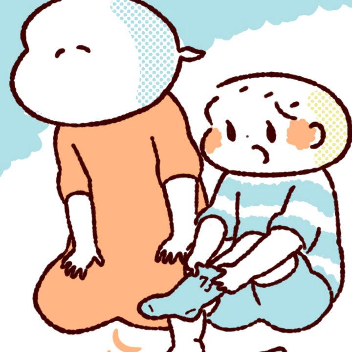 【ふたご育児】第84話 ママは何歳?②