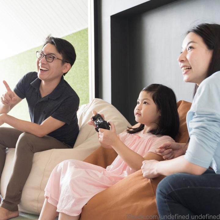 5歳児のゲーム遊び。男の子や女の子別の選び方やゲームとのつきあい方