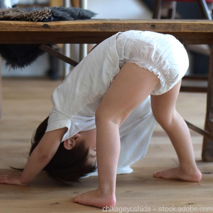 5歳の子どものおむつをとるために。日中や夜のおむつはずしの工夫