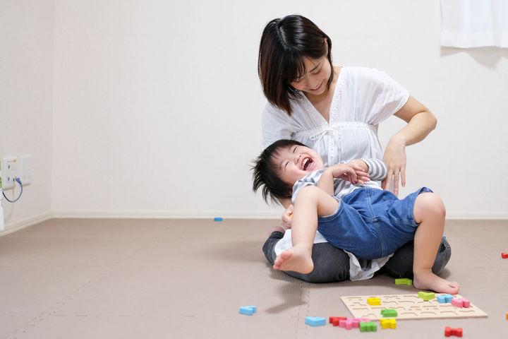 親子でパズル