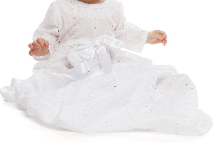 赤ちゃんのドレス