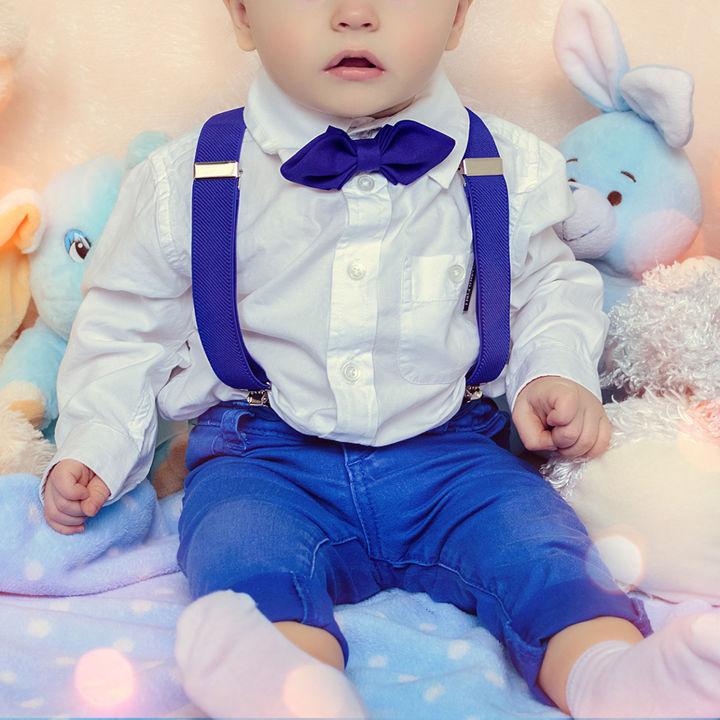 b9b11eca84d3b ハーフバースデーの赤ちゃんの衣装選び。男の子女の子別のポイント ...