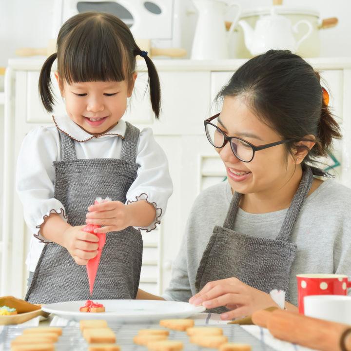子どもと楽しむバレンタインレシピ。簡単に作るポイントとは