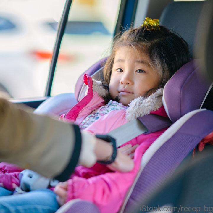 チャイルドシートの買い替えのタイミング。4歳の子どもにあった選び方