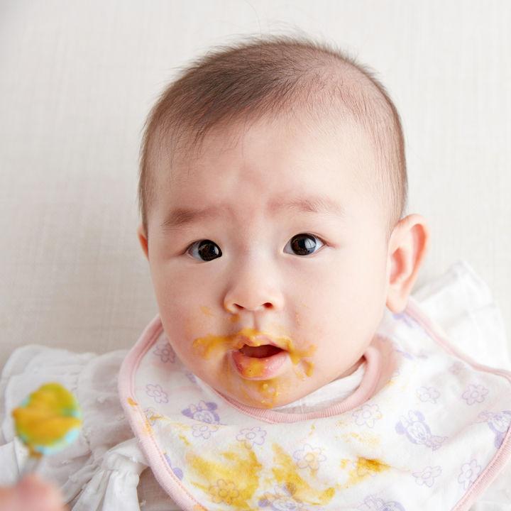 離乳食初期(前期)の進め方。献立スケジュールやレシピなど
